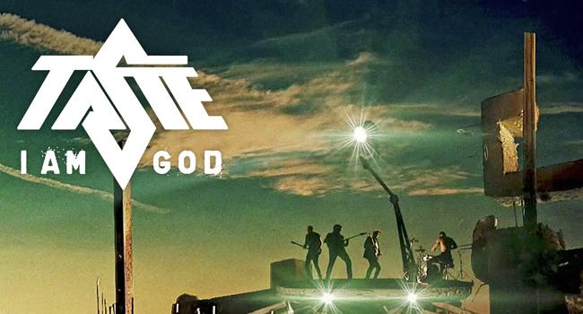 Taste_I Am God_banner goset